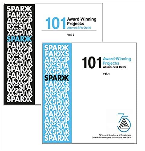 101 Award-Winning Projects of Alumni SPA-Delhi (19…