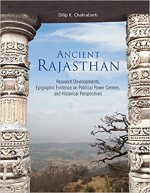 Ancient Rajasthan: Research Developments, Epigraph…