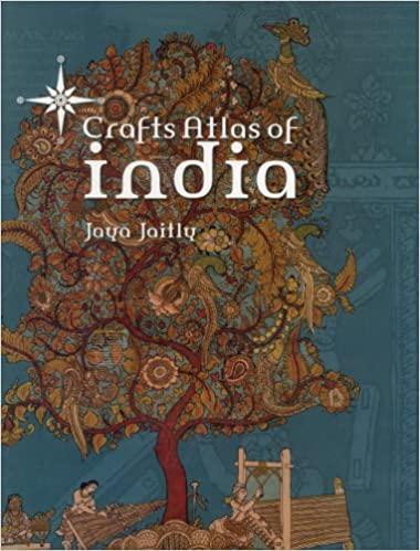 Crafts Atlas of India (Hardback)