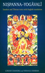 Nispanna-Yogavali: Sanskrit and Tibetan texts with…