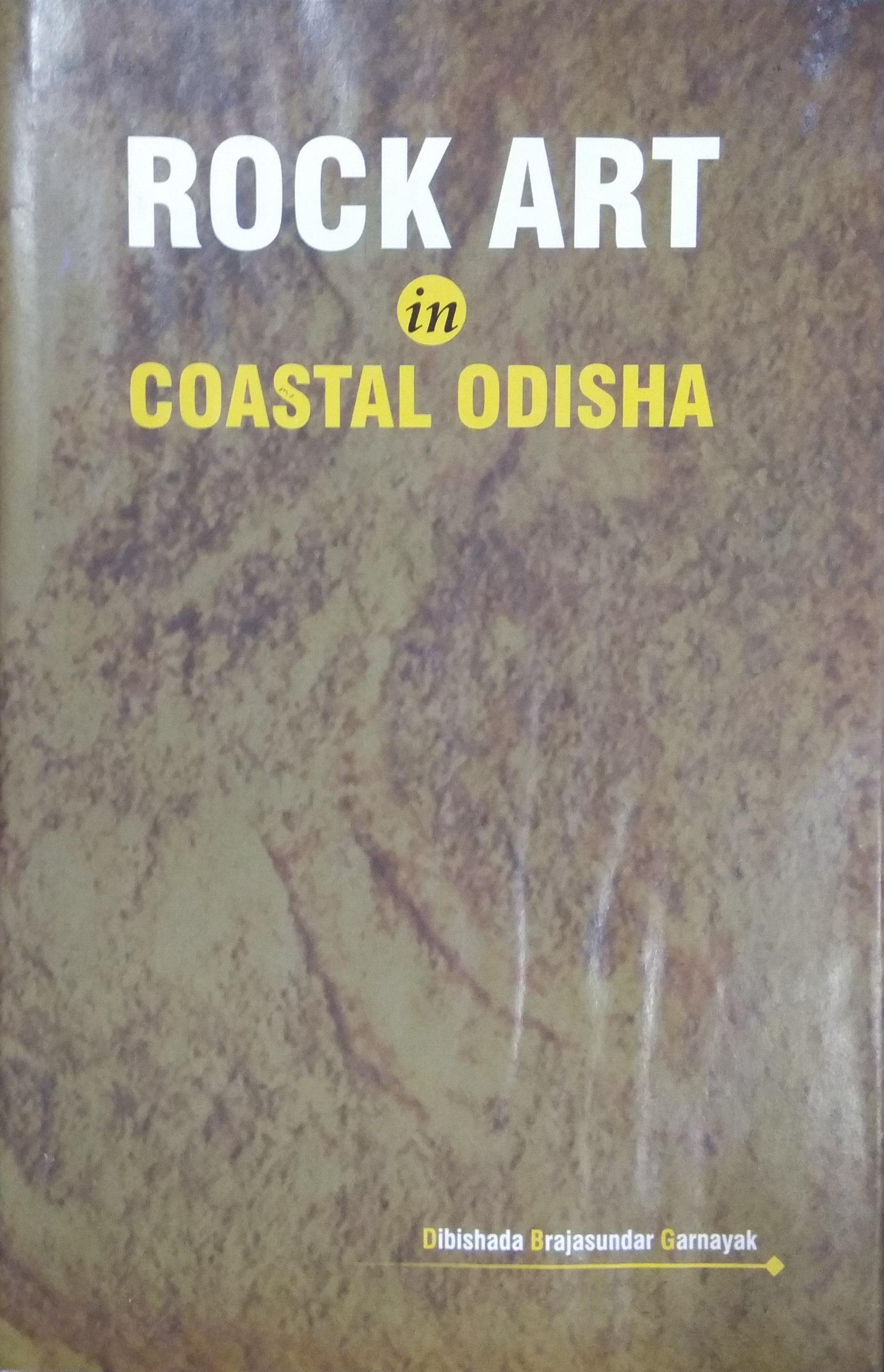 Rock Art in Coastal Odisha