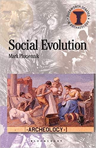 Social Evolution (Debates in Archaeology)