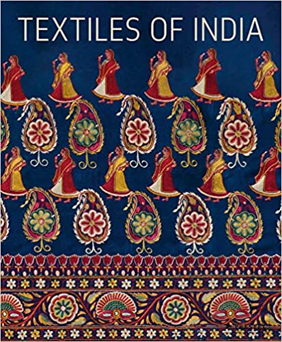 Textiles of India (Hardback)