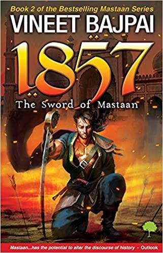 1857: The Sword of Mastaan (Paperback)