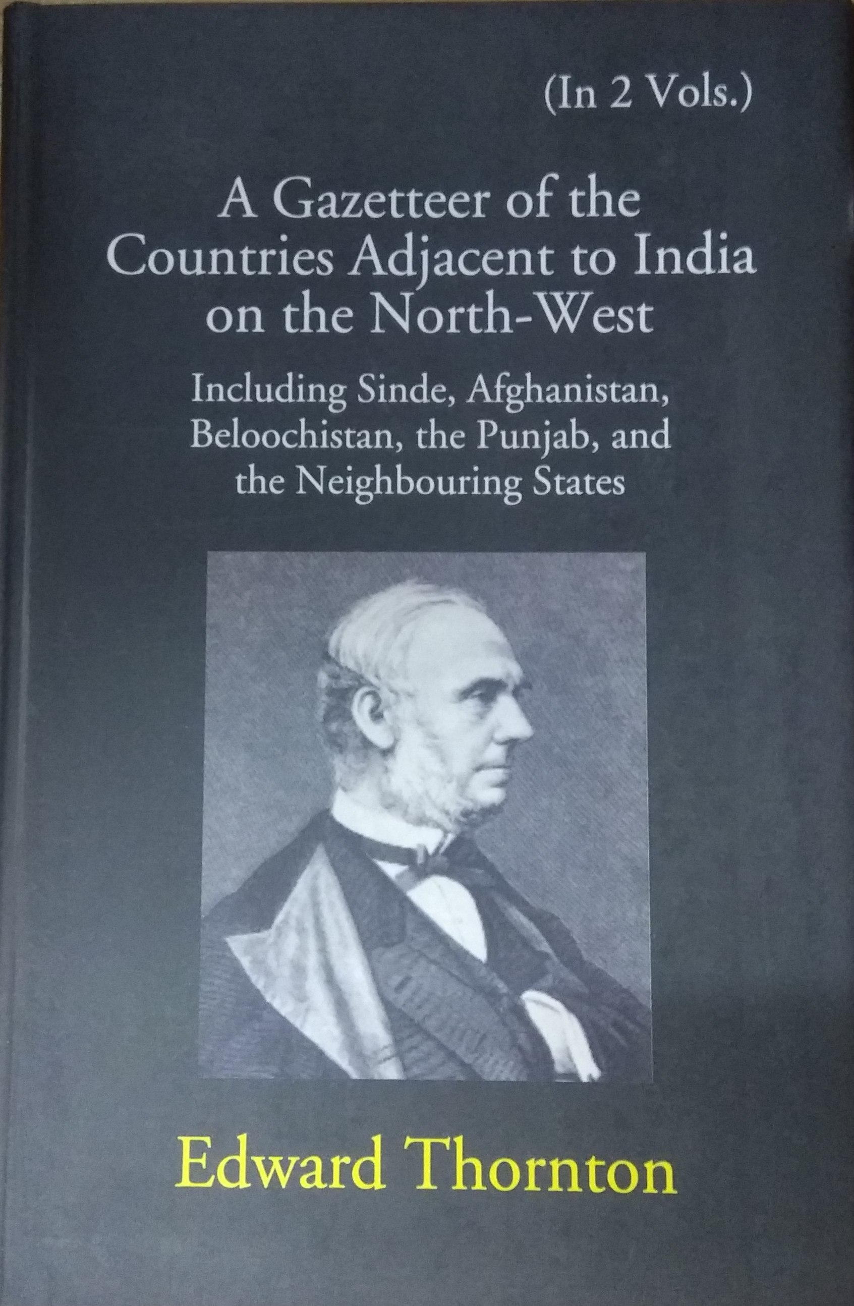 A Gazetteer of the Countries Adjacent to India on …