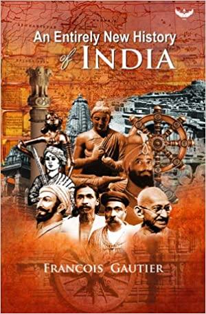 An Entirely New History of India (Hardback)