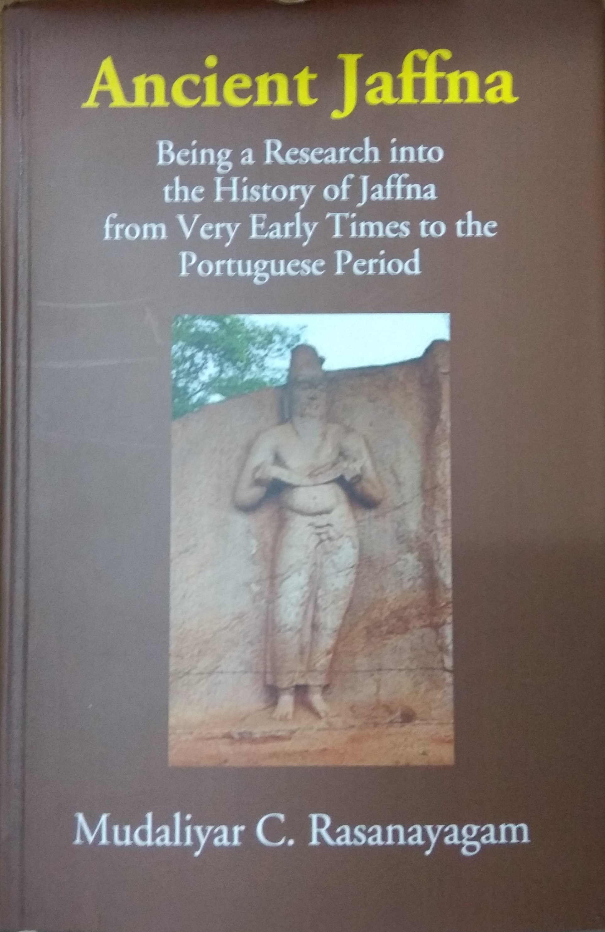Ancient Jaffna: Being a Research into the History …