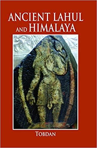 Ancient Lahul and Himalaya (Hardback)