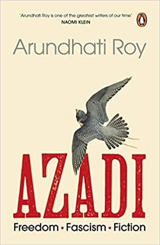 Azadi: Freedom Fascism Fiction (Hardback)
