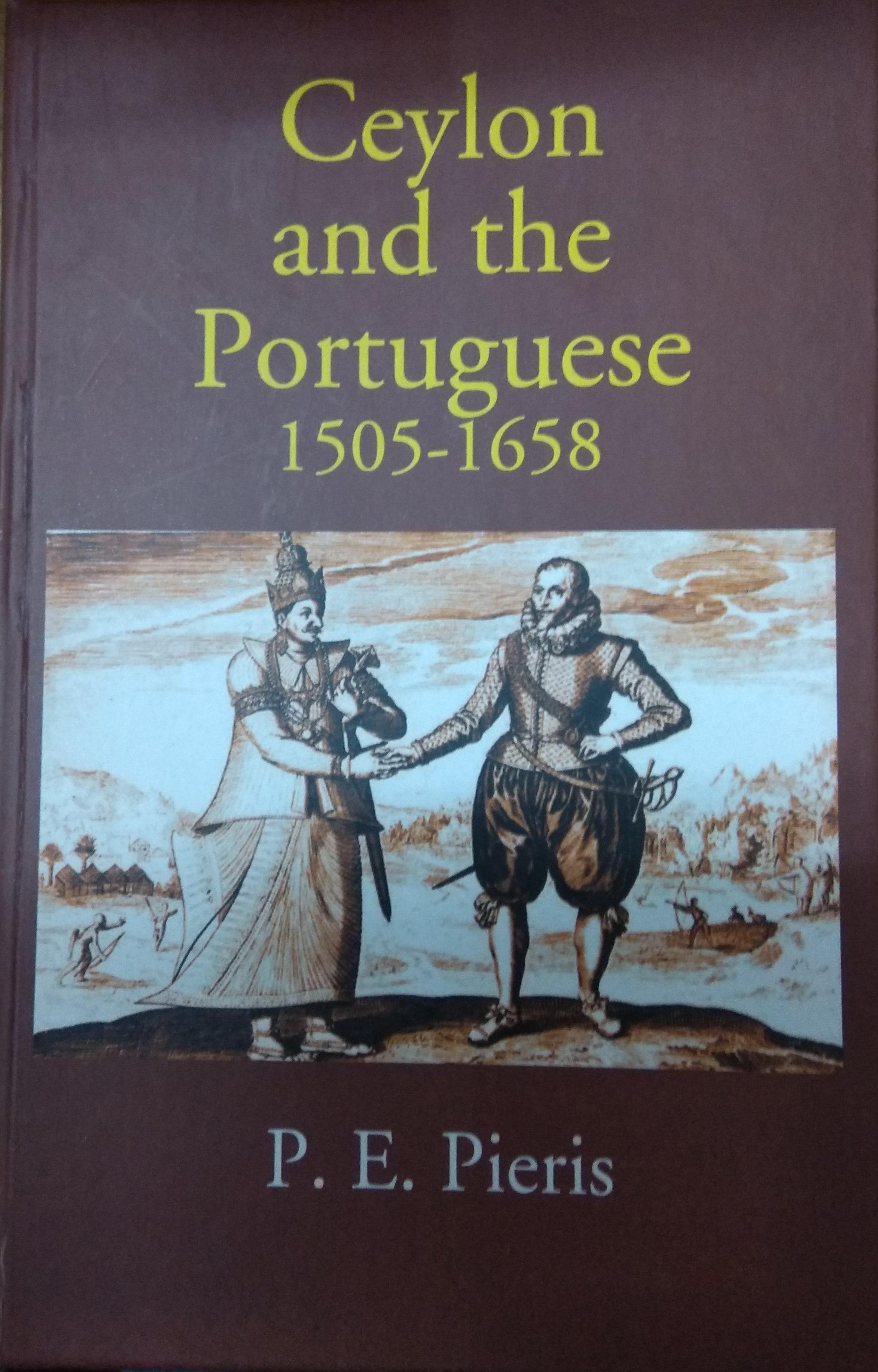 Ceylon and the Portuguese 1505-1658 (Hardback) (Re…