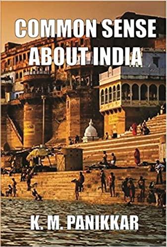 Common Sense About India (Hardback)
