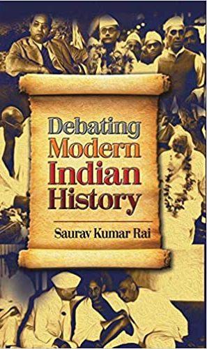 Debating Modern Indian History (Hardback)