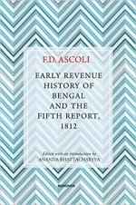Early Revenue History of Bengal and the Fifth Repo…