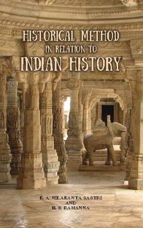 Historical Method in Relation to Indian History (H…