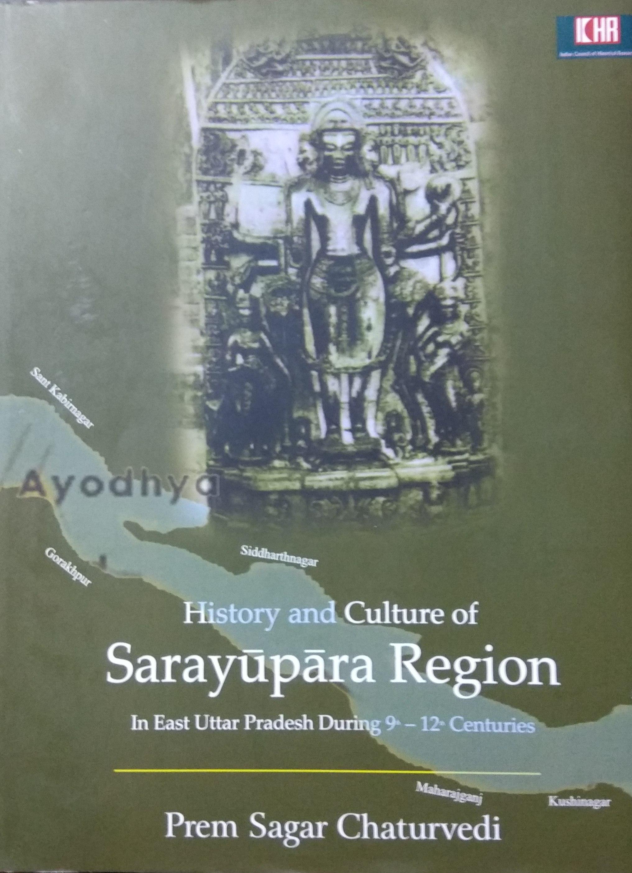 History and Culture of Sarayupara Region in East U…