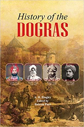 History of the Dogras (Hardback)