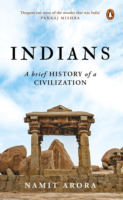 Indians: A Brief History of a Civilization (Hardba…