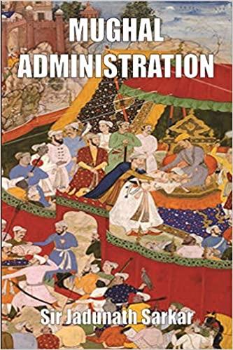 Mughal Administration (Hardback)