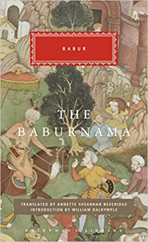 The Babur Nama (Hardback)