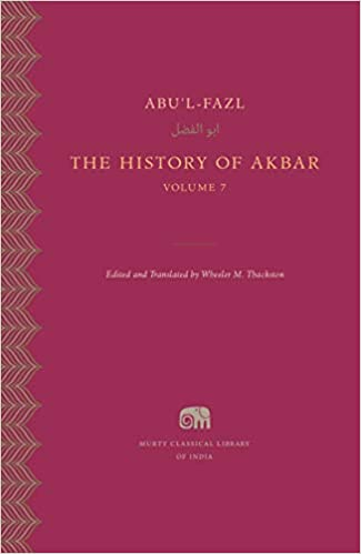 The History of Akbar Volume 7 (Paperback)