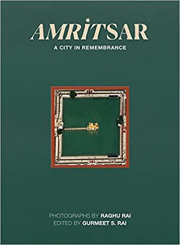 Amritsar: A City in Remembrance (Hardback)