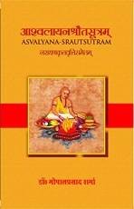Asvalayana -Srautsutram (Narayankrtvrattisametam) …