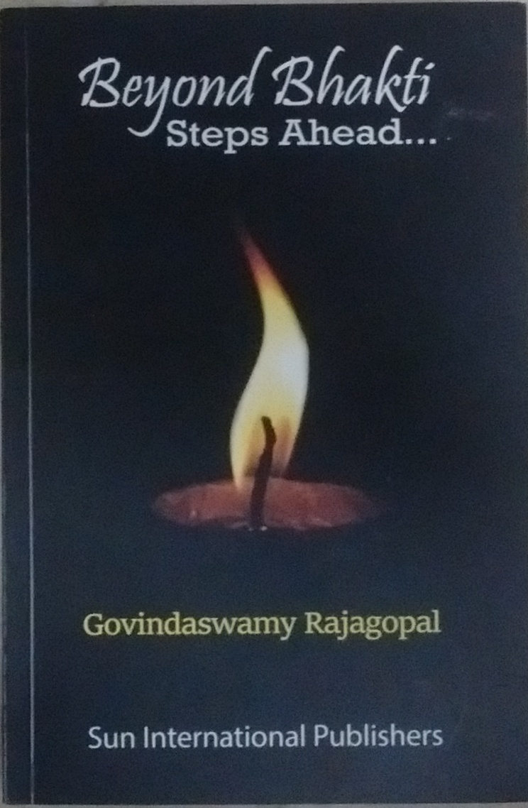 Beyond Bhakti Steps Ahead... (Paperback)