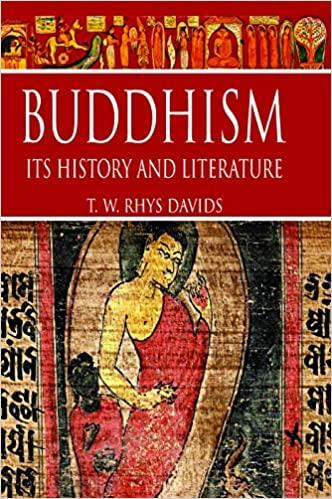 Buddhism:: Its History and Literature (Hardback)