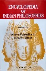 Encyclopedia of Indian Philosophies Volume XXV Nya…