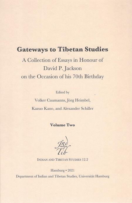 Gateways to Tibetan Studies: A Collection of Essay…