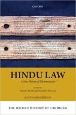 Hindu Law: A New History of Dharmasastra