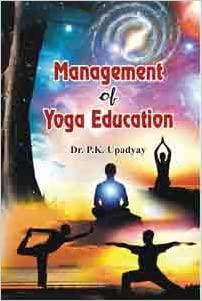 Management of Yoga Education (Hardback)