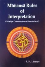 Mimansa Rules of Interpretation (Principal Comment…