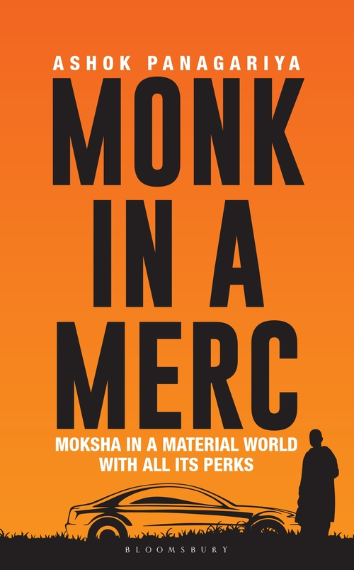 Monk in a Merc: Moksha in a Material World with Al…