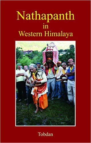 Nathapanth in Western Himalaya Hardcover