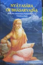 Nyayasara of Bhasarvana (With the Commentary Padab…