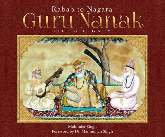 Rabab to Nagara Guru Nanak Life & Legacy (Hardback…
