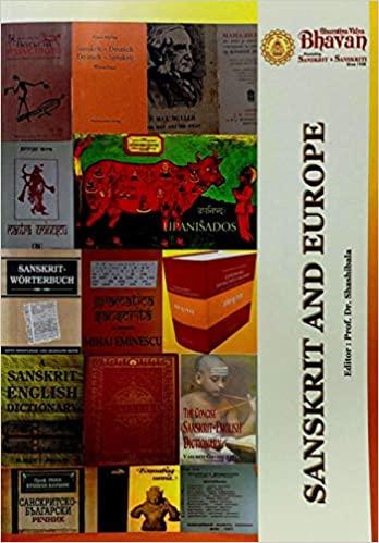 Sanskrit and Europe