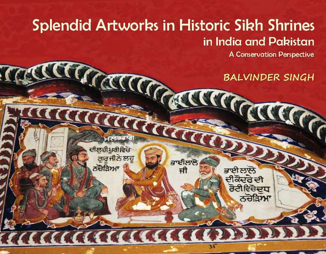 Splendid Artworks in Historic Sikh Shrines: Conser…