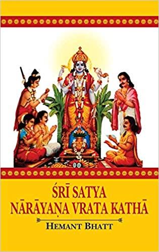 Sri Satya Narayana Vrata Katha: Vedic and Astrolog…