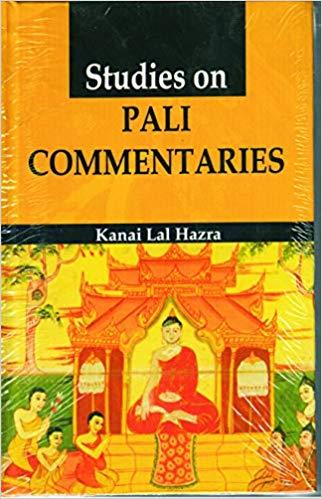 Studies on Pali Commentaries