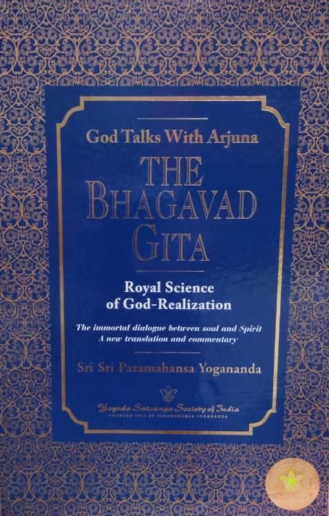 The Bhagavad Gita: God Talks with Arjuna (Royal Sc…