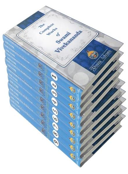 The Complete Works of Swami Vivekananda (9 vols) H…