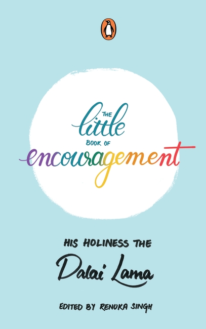 The Little Book of Encouragement (Hardback)