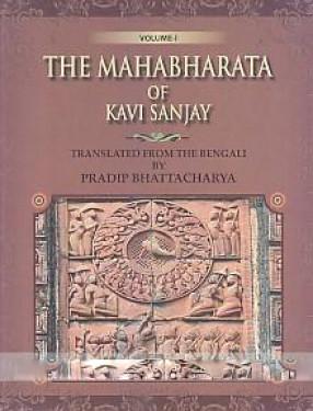 The Mahabharata of Kavi Sanjay (2 Vols) Hardback
