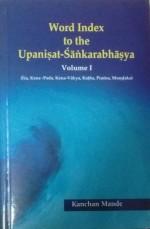 Word Index to the Upanisat-Sankarabhasya Volume 1 …