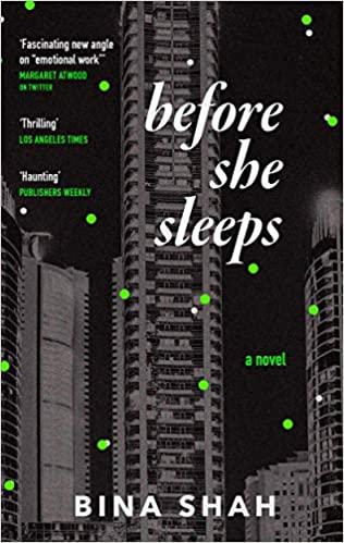 Before She Sleeps (Hardback)