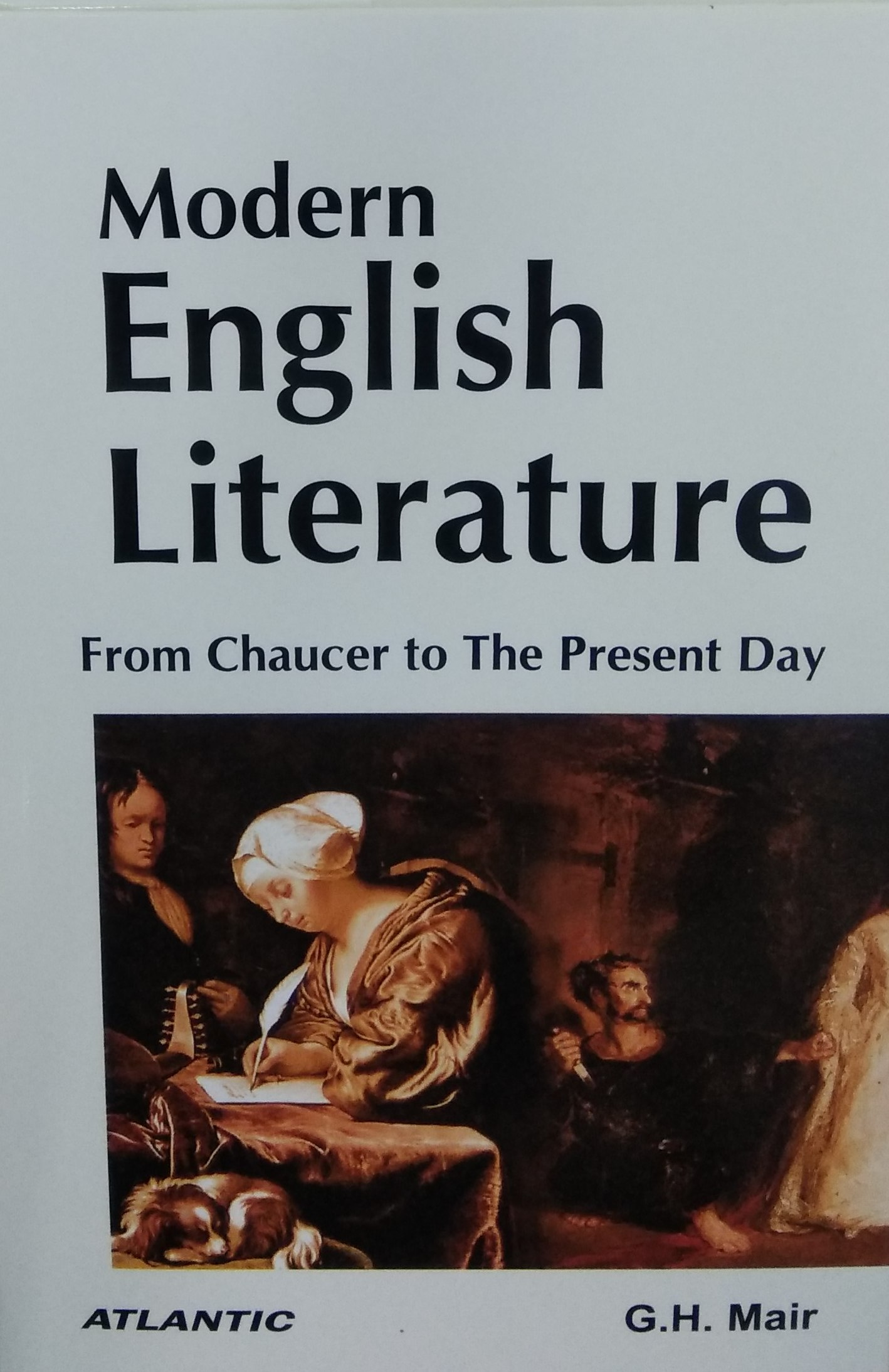 Modern English Literature: From Chaucer to the Pre…
