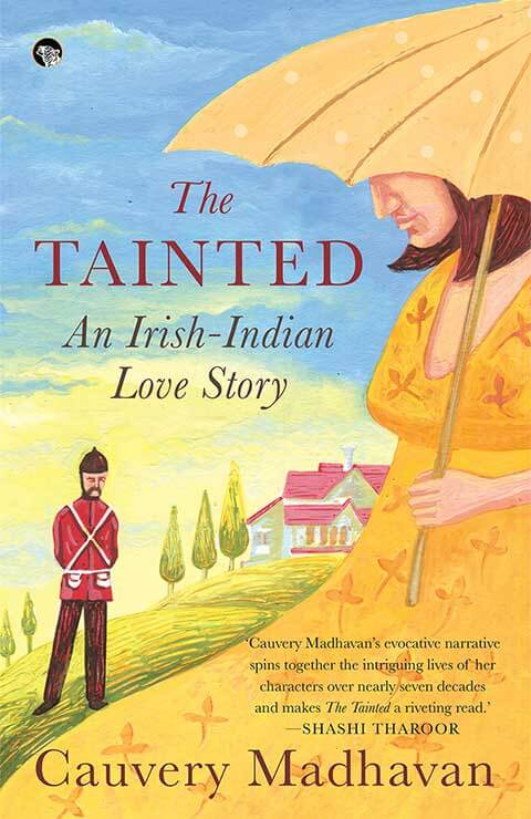 The Tainted: An Irish-Indian Love Story (Paperback…