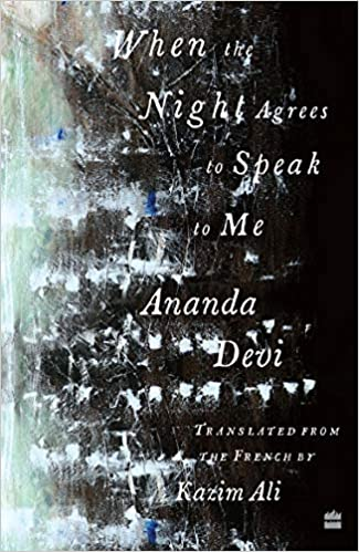 When The Night Agrees To Speak To Me (Paperback)
